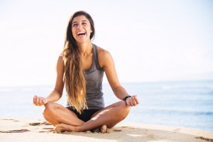 Yoga-contente